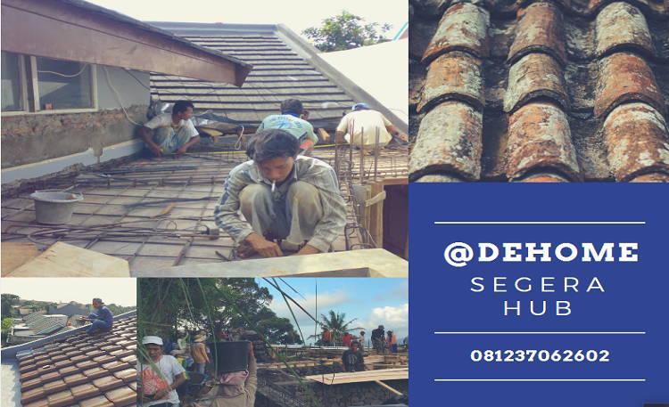 Tukang Genteng Bocor di Renon Bali Hub 081237062602