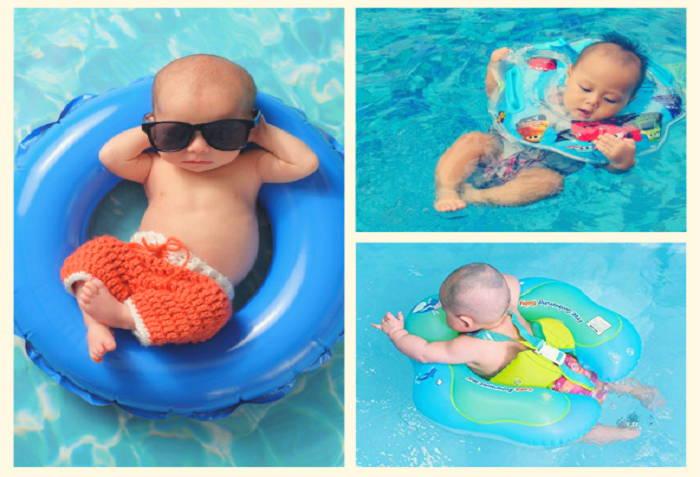Tips Mengajak Anak 1 Tahun Berenang Yang Aman