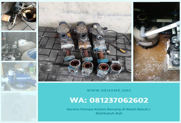 Service Pompa Kolam Renang di Belah Batuh / Blahbatuh Bali