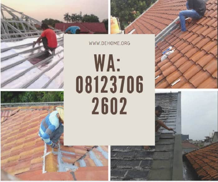 Tukang Genteng Bocor di Batubulan Gianyar Bali WA 081237062602