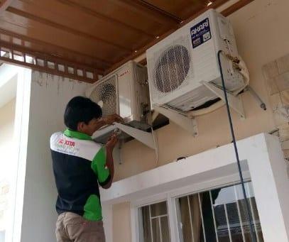 Tukang AC Denpasar