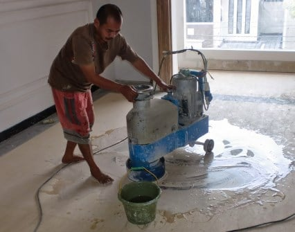 jasa coating marmer bali