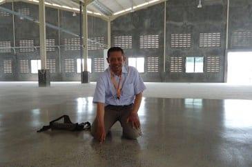 jasa poles lantai Bali
