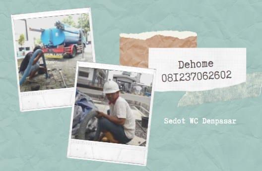 Sedot Wc Denpasar Bali