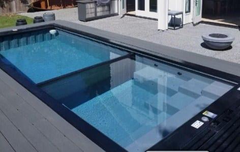biaya kolam renang kaca bali