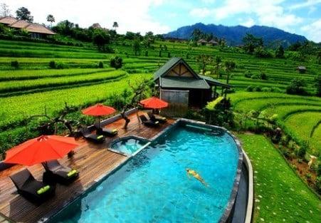 harga borongan kolam renang di Bali