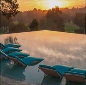 biaya pembuatan kolam renang rooftop